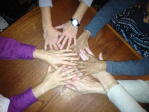 Workshop Hands