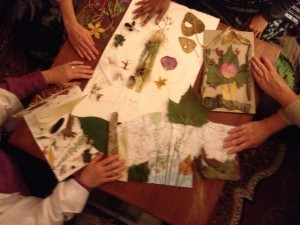 Art Therapy Collage Workshop